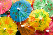 Paper Parasol — Stock Photo