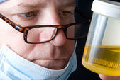 Urine Specimen — Stock Photo