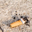 Cigarette Butt — Stock Photo #2020336