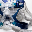 Stock Photo: CPAP Mask