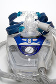 CPAP Machine — Stock Photo