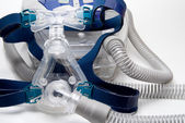 CPAP Mask — Stock Photo