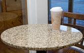 кофейня — Стоковое фото