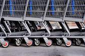 Alışveriş sepeti — Stok fotoğraf