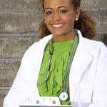Female Doctor — Stock Photo
