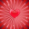 Royalty-Free Stock Vector Image: Heart love