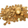 Golden egg — Stock Photo #1791454