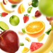 Royalty-Free Stock Photo: Multifruit