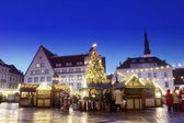 Tallinn Christmas Market — Stock Photo