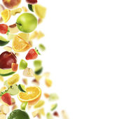 Multifruit — Stock Photo