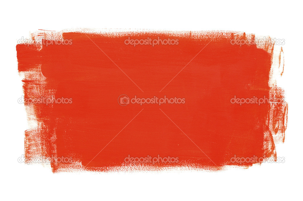 Red painted surface — Stock Photo #1764272