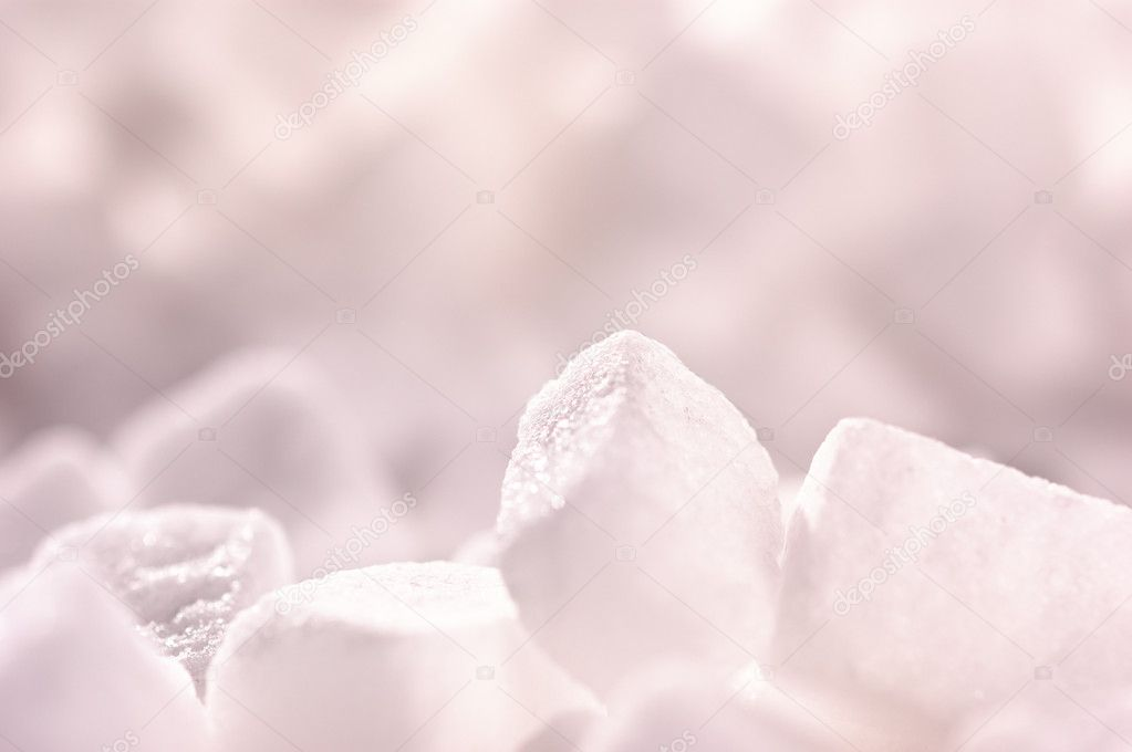 Sugar cubes  Stock Photo #1819751