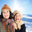 Winter happiness — Stock Photo #1768647