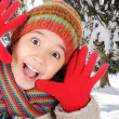 Winter happiness — Stock Photo #1768723