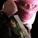 Terrorist — Stock Photo #1769481