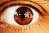 Human eye — Stock Photo
