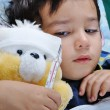 Sick boy — Stockfoto #1833801