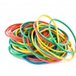 Rubber bands — Foto de Stock