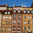 Warsaw's Old Town — Stock Photo #1632145