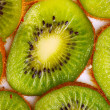 Close up of kiwi — Stock Photo