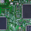 closeup of electronic circuit board — Stock Photo #2077950