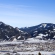Stock Photo: Allgau mountains winter