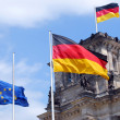 Royalty-Free Stock Photo: Berlin reichstag
