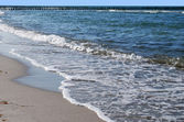 Baltic sea germany — Stock Photo