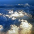 Over the clouds — Stock Photo