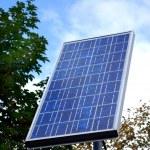 Solar panel — Stock Photo #1638992