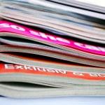 Magazines — Stock Photo #2429818