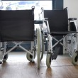 Wheel chair — Stock Photo