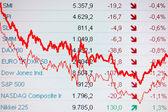 Finance crisis — Stock Photo