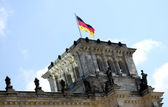 Berlin reichstag — Stock Photo