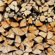 Cut firewood — Stock Photo #2632726