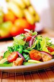Chicken salad — Stock Photo