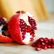 Pomegranates — Stock Photo #1632133