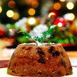Christmas pudding — Stock Photo #1632629