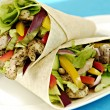 Chicken salad wraps — Stock Photo #1632926