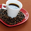 Black coffee — Stock Photo #1633891