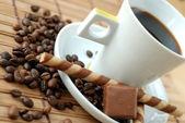 Hrnek káva — Stock fotografie