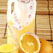 Orange juice — Stock Photo #1642093