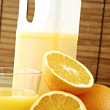 Orange juice — Stock Photo #1642114