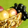 Basket with fruits — Stock Photo #1644188
