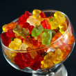 Sweet jellies — Stock Photo