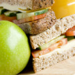 Sandwiches — Stock Photo #2219507