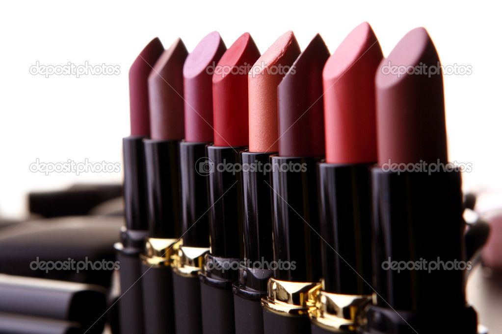 Some cosmetic parts on table — Stock Photo #2593198