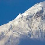 Tibetan mountains daybreak — Stock Photo