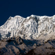 Tibetan mountains daybreak — Stock Photo