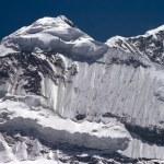 Tibetan mountains — Stock Photo